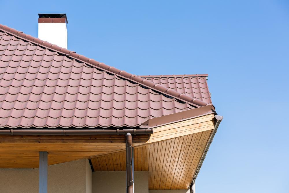 corniche de toit