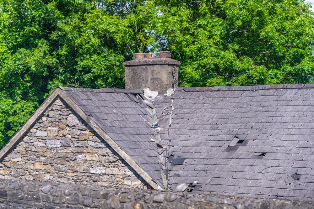 couverture toit ardoises