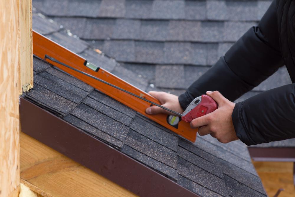 calcul inclinaison toiture