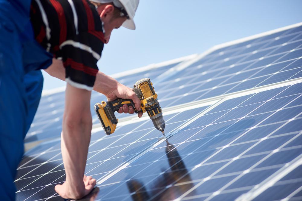 étanchéité des toits photovoltaïques